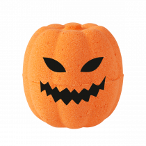 """Sweet Pumpkin"" Foaming Bath Bomb"