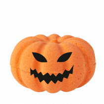 """Sweet Little Pumpkin"" Foaming Bath Bomb"