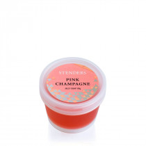 """""""Pink Champagne"""" hand and body jelly soap"""