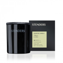 Tobacco & Amber scented candle